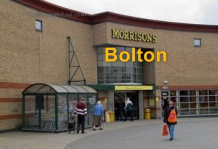 Morrisons Bolton Opening Times