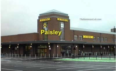 Morrisons Paisley Opening Times