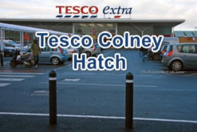 Tesco Colney Hatch Opening Times