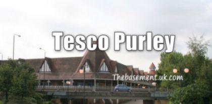 Tesco Purley Opening Times