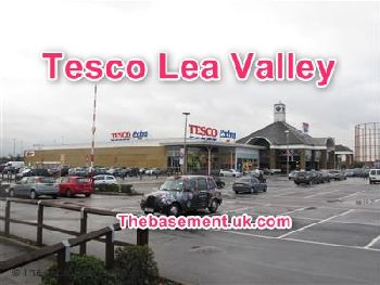Tesco Lea Valley Opening Times
